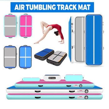 CZ Stock 7 Days Delivery Gymnastics Airtrack Tumbling Mat Inflatable Air Track for Home Use/Tumble/Gym/Training/Cheerleading