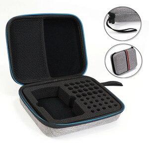 Image 4 - 1 шт., чехол держатель для аккумулятора aaa aa, аккумуляторная батарея EVA, коробка для хранения аккумуляторов, сумка Органайзер для 40 шт., диапазон aa aaa