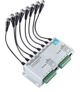 Image 2 - Ballon vidéo torsadé 8 canaux, émetteur récepteur vidéo passif en UTP