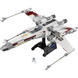 Новые Звездные войны красные пять звездных бойцов строительные блоки 1586 шт совместимые 10240 81041
