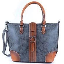2019 New Vintage Genuine Leather Women Bags Handbags Women Famous Brands Big Capacity Women Shoulder Bag Designer Female Totes все цены