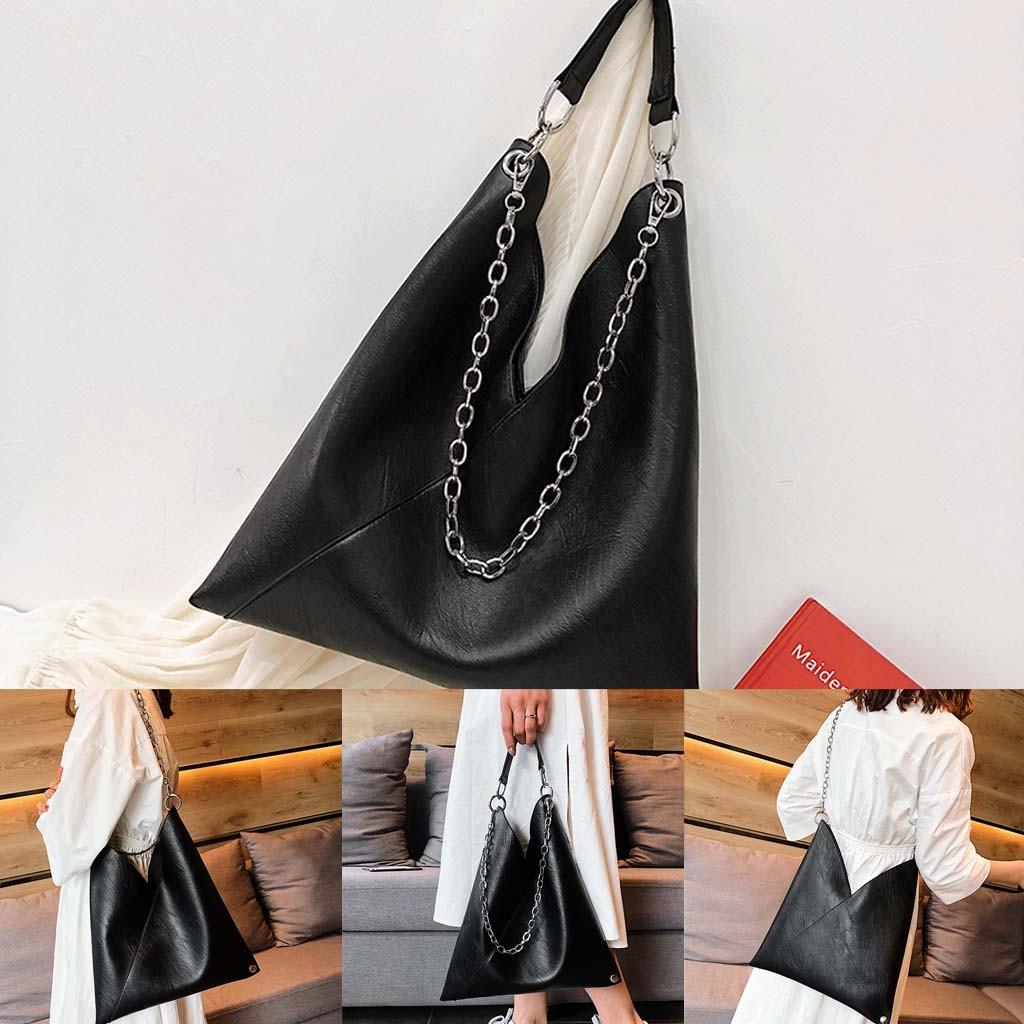 Women Shoulder Bags Top Brand Designer Handbags Women 2019 New Simple Handbag Retro Chain Messenger Bag Fashion Shoulder Bag 15 Shoulder Bags Aliexpress