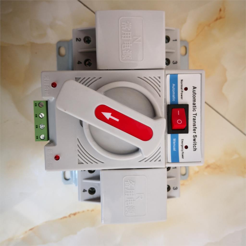 Home Circuit Breaker Dz4760 C45 1p Small Circuit Breakersin Circuit