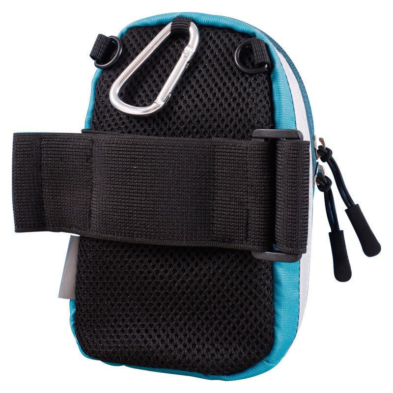Pooway Special Povit Outdoor Sports Running Mountain Climbing Multi-functional Phone Bag Waterproof And Sweatproof Arm Bag