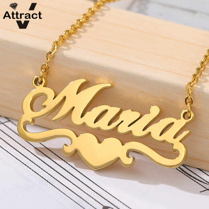 Custom Chain Gold Rose Handmade Personalized Hot Summer Gift