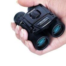 40x22 Compact Zoom Binoculars Long Range 2000m Folding HD Powerful Mini Telescope BAK4 FMC Optics Hunting Sports Camping Trave