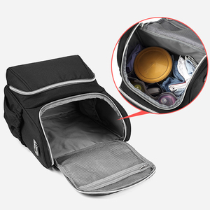 Image 3 - New mama diaper bag maternity baby bags for mom mommy backpack stroller organizer nursing mother changing waterproof nappy bag