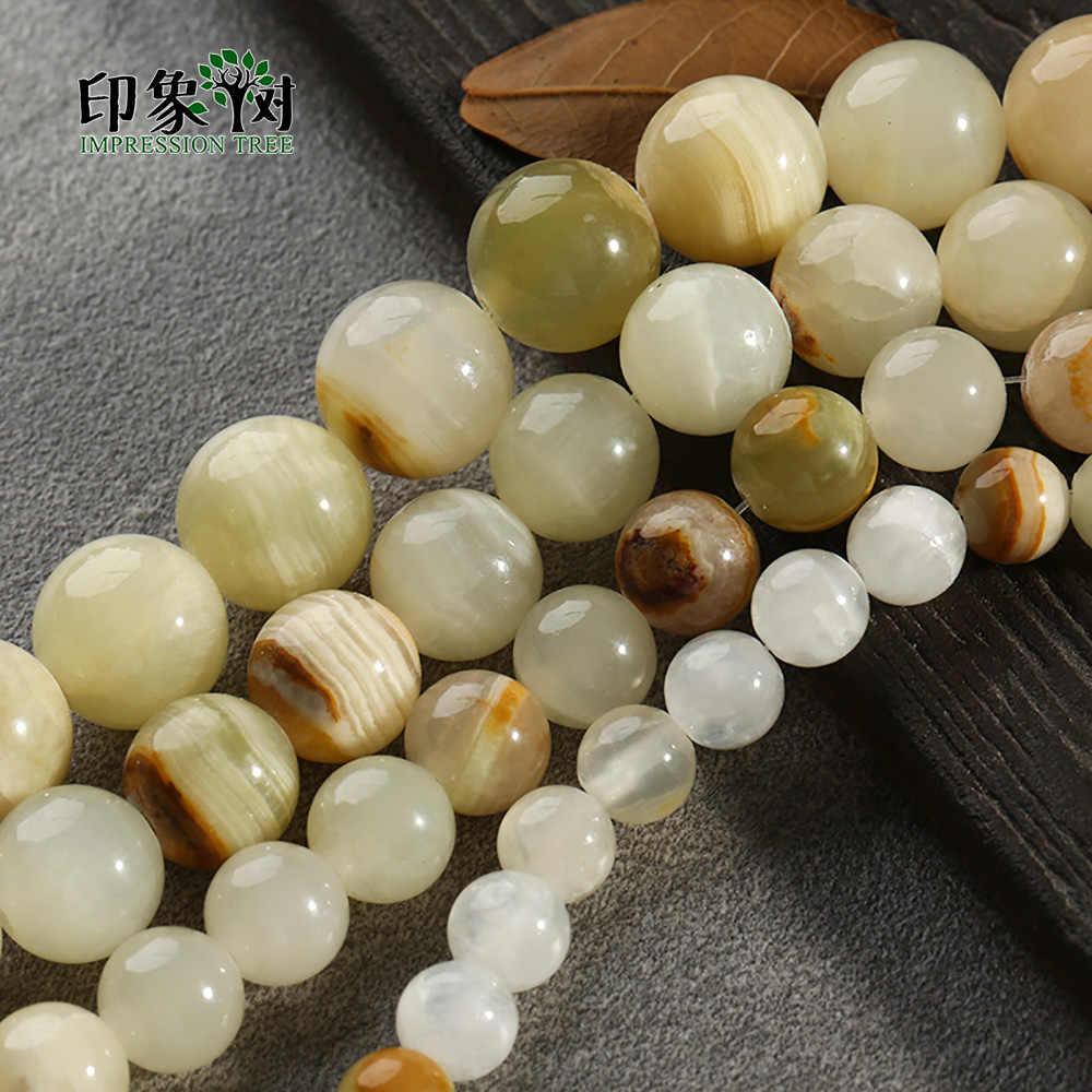 1 pc natural afghan jades redondo contas de pedra 4/6/8/10/12/14mm suave redondo solto grânulo ajuste pulseira diy jóias makings 1861