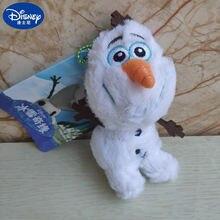 Disney замороженный Снеговик подвеска плюшевая игрушка с присоской