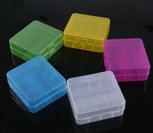 15pcs/lot MasterFire Hard Plastic 2 x 26650 Batteries Holder Storage Box Case For 26650 Rechargeable Battery Boxes Container