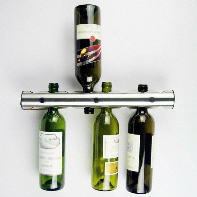 Creative Wine Hanging Rack 8