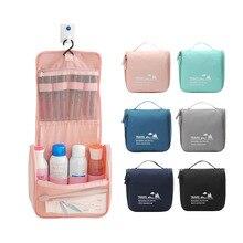 New Toiletry Organizer beautician Kits Necessity Travel Big capacity Waterproof Cosmetic Ba