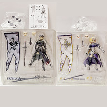Figma Fate Grand Order 366 Figma Action Figure 390 Fate Figuur Avenger Jeanne D'arc Alter Actiefiguren Collectable Speelgoed Gift(China)