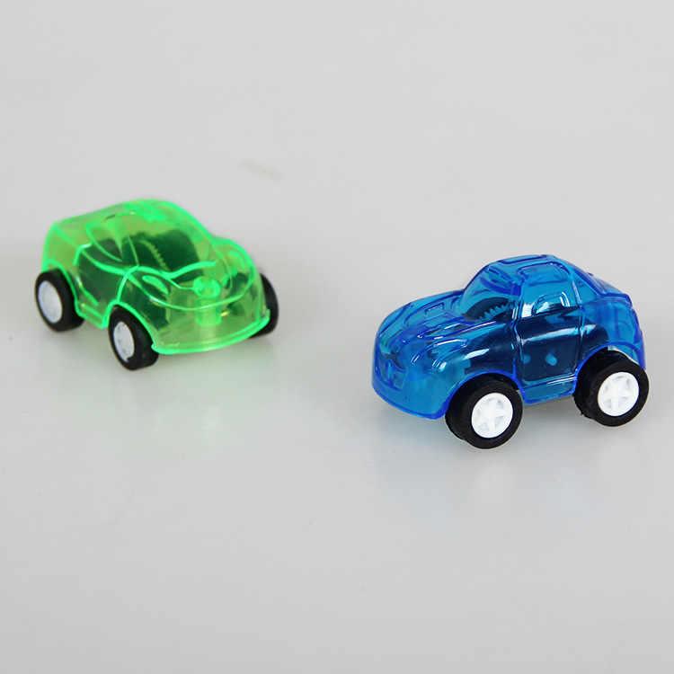 12Pcs למשוך בחזרה רוכב מיני רכב ילדים מסיבת יום הולדת לטובת צעצועי בנים מתנות Pinata חומרי מילוי גן פינוק גודי תיק