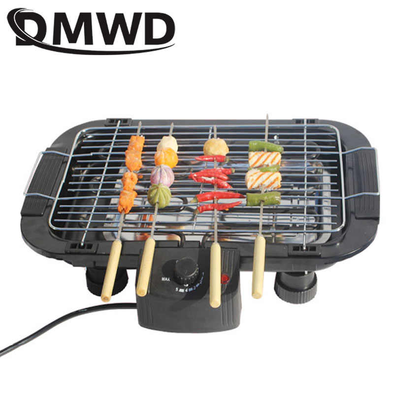 Automatic Bbq Furnace Outdoor Household Automatic Flip