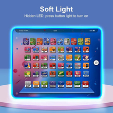 kids Computer Baby Tablet Computer Toy For Children Computer Early Learning Pad Multi-Function Electronic Educational Kid Tablet