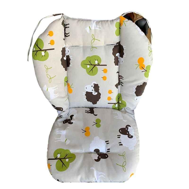 Universal Baby Kinderwagen Hohe Stuhl Sitzkissen Liner Matte Warenkorb Matratze Matte Fütterung Stuhl Pad Abdeckung Protector