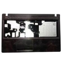 Novo para lenovo ideapad g580 g585 portátil palmrest caso superior/inferior ap0n2000410 ap0n2000324 ap0n2000100