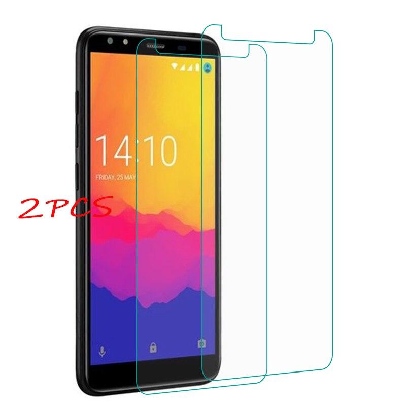 2PCS For Prestigio Wize Y3 Q3 U3 Grace B7 P7 LTE Muze B7 V3 D3 D5 E5 F5 X5 E7 Tempered Glass Protective Screen Protector Film
