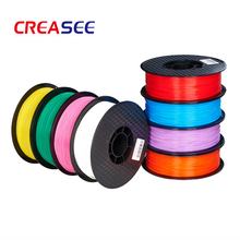 CREASEE 3D Printer ABS Filament 1 75mm 1KG Spool PLA for 3D Printers Dimensional Accuracy 0