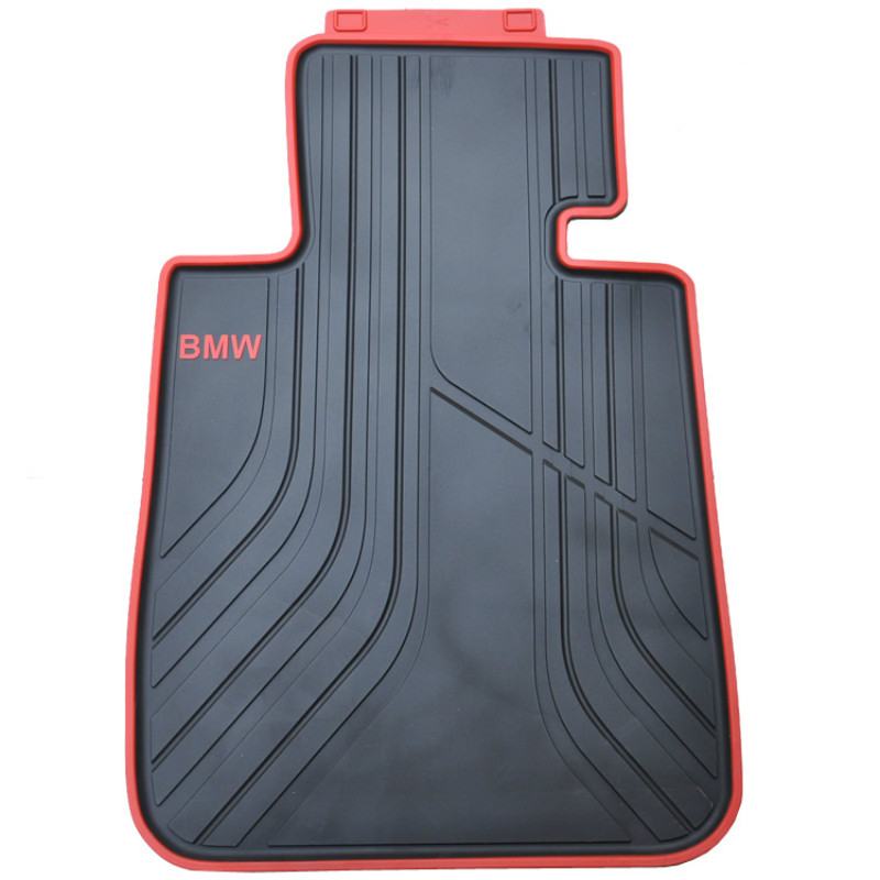 Rubber Car Mats 2013+ Tailored PVC Boot Liner F34 BMW 3 Series GT RHD