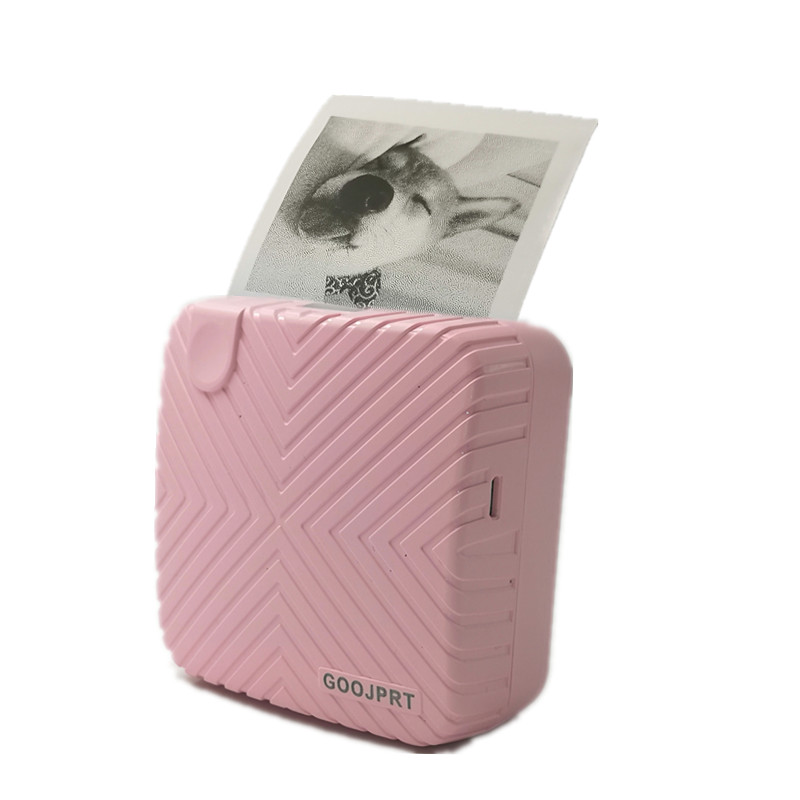 HOT New Arrival P6 mini thermal bluetooth photo printer for mobile (11)_副本