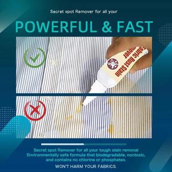 50ml uniwersalny odrdzewiacz do czyszczenia ubrań samochodowych tkanina odplamiacz rdzy bezwodna pianka oczyszczająca Spray #55 tanie i dobre opinie CN (pochodzenie) Płynna 1 pc inny