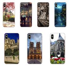 Catedral De Notre-dame En Paris Para Huawei Honor 5C 5X 6A 6X 7 7A 7X 8 8A 8S 8X 9 10 30 Lite Pro Y6 II Y7 Y9 Prime 2019