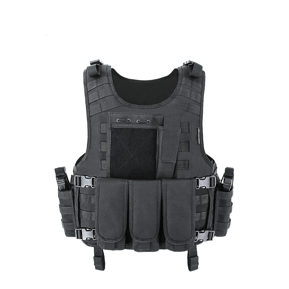 Army Armor Police Vest Airsoft Vest Tactical Vest Plate Carrier Swat Fishing Hunting Vest Military