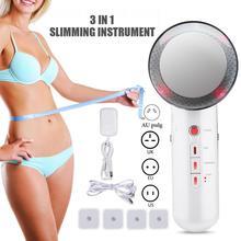 Ultrasound Cavitation EMS Body Slimming Massager Lipo Fat Burner Machine Galvanic Infrared Ultrasonic Weight Loss Facial Lifting