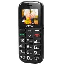 Телефон с большой кнопкой artfone cs182 разблокированный телефон