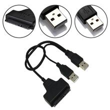 Pin-Adapter-Cable Laptop Sata-7 Connecter Hard-Drive Usb-3.0 for PC 15-22 New