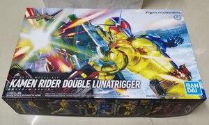 Image 5 - PrettyAngel настоящий BANDAI SPIRITS фигура rise стандарт Kamen Rider W Luna триггер пластиковая модель фигурку