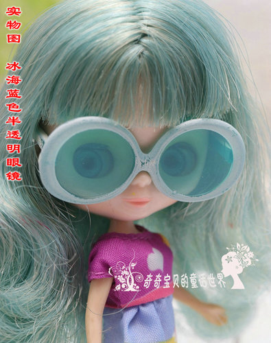 For blyth doll glasses sunglasses fashion girl boy 1/6 toy gifts 2