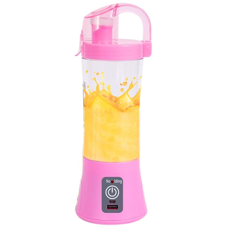 Mini extracteur de jus de ménage de fabricant de Smoothie de Machine de jus de presse-agrumes portatif de mélangeur Rechargeable d'usb