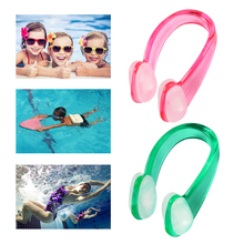 Swimming Nose Clip Soft Silicone Swimmer  Unisex Small Size FOR Adult Children Pool Accessories Water Sports 1 pcs