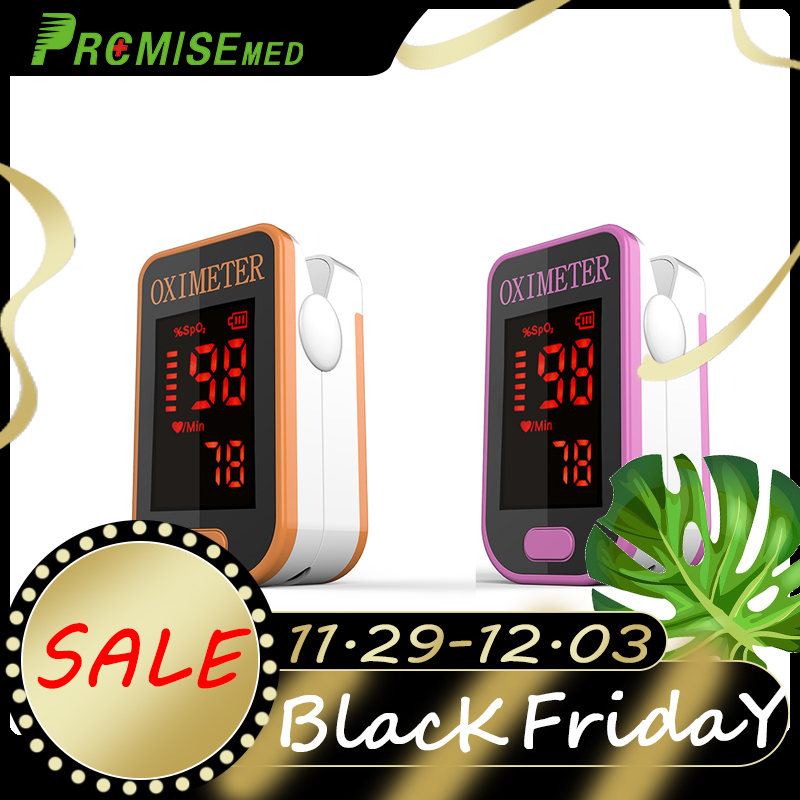 PRO-F4 orange+pink Finger Pulse Oximeter,Heart Beat At 1 Min Saturation Monitor Pulse Heart Rate Blood Oxygen SPO2 CE Approval