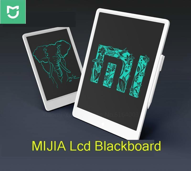 Xiaomi MIJIA tableau noir enfants électronique tableau d'écriture non magnétique Doodle ménage tableau d'écriture Xiomi maison planche à dessin