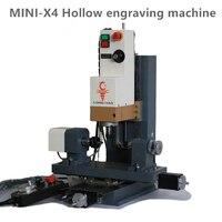 Four axis CNC machine Pocket NC MINI X4 desktop engraving machine Super hollow engraving machine