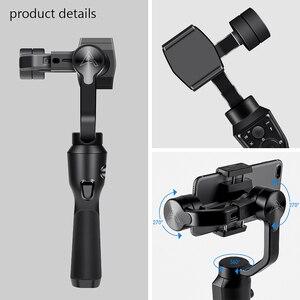 Image 5 - Eksprad 3 ציר כף יד Gimbal מייצב למשוך פוקוס זום בעקבות ירי מצב עבור iPhone 11 XR XS סמסונג פעולה מצלמה