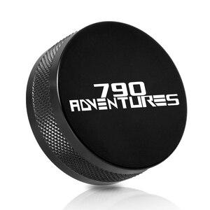 Image 4 - Pour KTM 790 Adventure S 2019 790 Adventure 2019 moto accessoire frein arrière maître cylindre réservoir couvercle capuchon protecteur