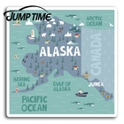 Jump Time for Alaska...