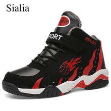 Sialia Winter Children Shoes For Kids Sneakers Sport Boys