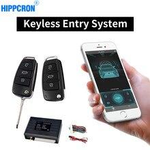 Système d'alarme de voiture universel, Kit de verrouillage Central automatique, application sans clé, contrôle à distance, verrouillage Central des portes