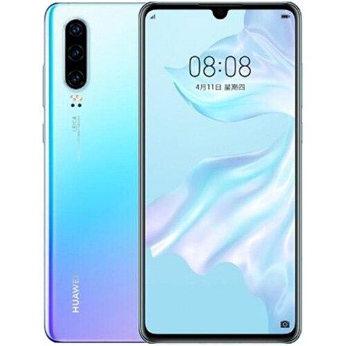HUAWEI P30 4G Smartphone 6.1 pouces EMUI9.1.0 (Android 9) Kirin 980 Octa Core 2.6GHz 8GB 128GB 40.0MP empreinte digitale 3650mAh téléphone