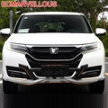 Accessories Mouldings Protecter Upgraded Automobile Styling Tunning Car Front Lip Rear Diffuser Bumper 18 19 FOR Honda URV