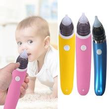 Baby Elektrische Nasensauger Sicher Hygienisch Nase Sauger 5 Geschwindigkeit Einstellbar USB Lade Baby Nase Reiniger
