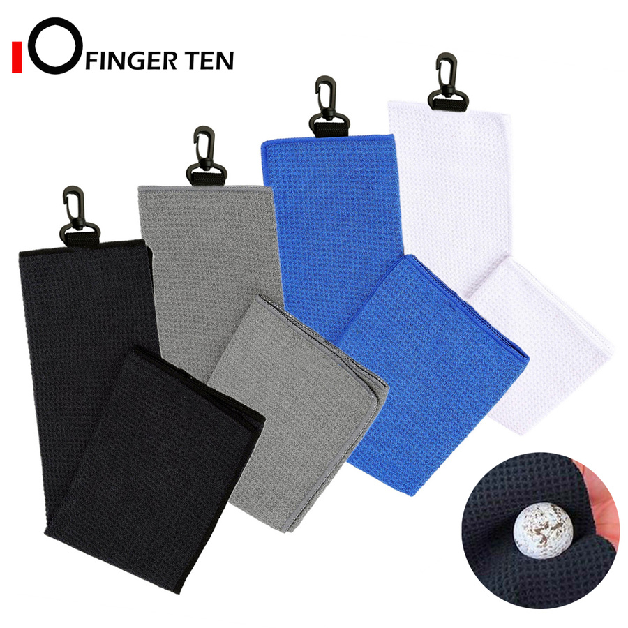 Golf Towels Microfiber Fabric 24