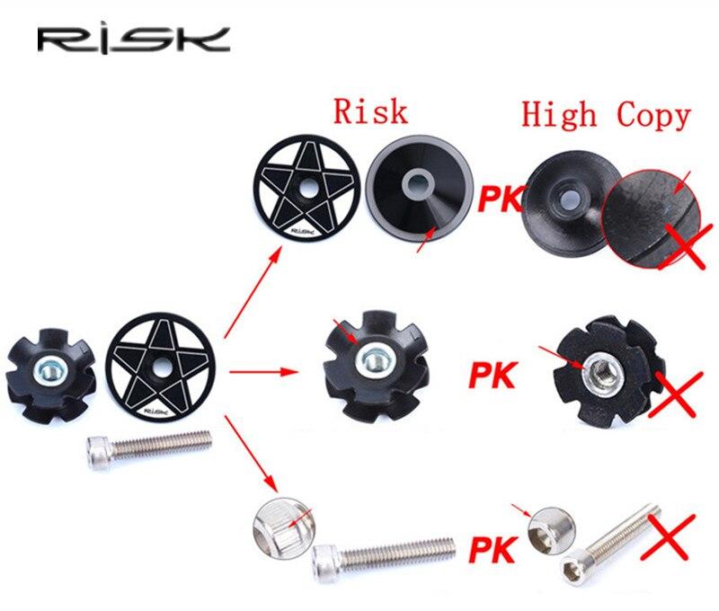 Риск двойной подшипник 44-55/56 мм велосипедная гарнитура велосипед Горный Дорожный велосипед прямая трубка/коническая вилка гарнитура алюминиевая чаша группа