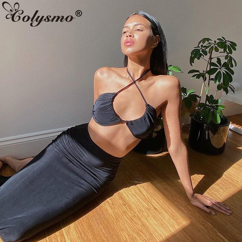Купить женская юбка карандаш с завышенной талией комплект из двух предметов
